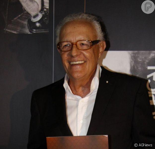 Ney Latorraca está internado no Rio de Janeiro