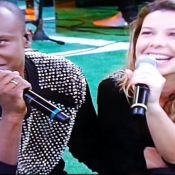 Luciano Huck anuncia casamento de Thiaguinho e Fernanda Souza: 'Estão noivos'