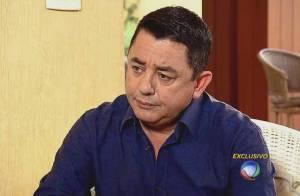 Pai de Cristiano Araújo conta que sonhou com filho machucado antes de acidente
