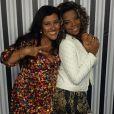 Regina Casé e Ludmilla já não mantêm a mesma relação de quando a funkeira foi lançada do programa 'Esquenta!', da apresentadora da TV Globo