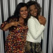 Regina Casé evita contato com Ludmilla após acidente do genro em show da cantora