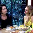 Isabelle Drummond revela música que o namorado, Tiago Iorc compôs para ela
