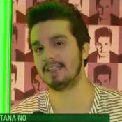 Luan Santana conta que já pegou telefone de dançarinas do 'Esquenta' e 'Faustão'