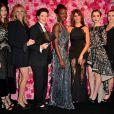 Julia Roberts, Kate Winslet, Penélope Cruz, Lupita Nyong'o e Isabella Rossellini são embaixadoras da Lancôme