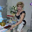 Nany People comemorou 50 anos com festa infantil em buffet na noite desta terça-feira, 7 de julho de 2015