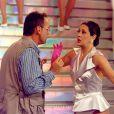 Claudia Raia estrelou o programa 'Não Fuja da Raia'  (1996)