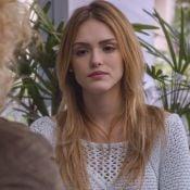 Último capítulo da novela 'Sete Vidas': Júlia diz a Laila que Felipe a 'liberou'
