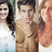 Conheça o novo elenco de 'Malhação': Lívian Aragão, Giulia Costa e muito mais