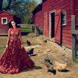 Katy Perry disse à revista 'Vogue US' que ainda é apaixonada por John Mayer