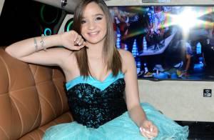 Anna Livya Padilha, a 'Menina Fantasma', faz festa de 15 anos em São Paulo