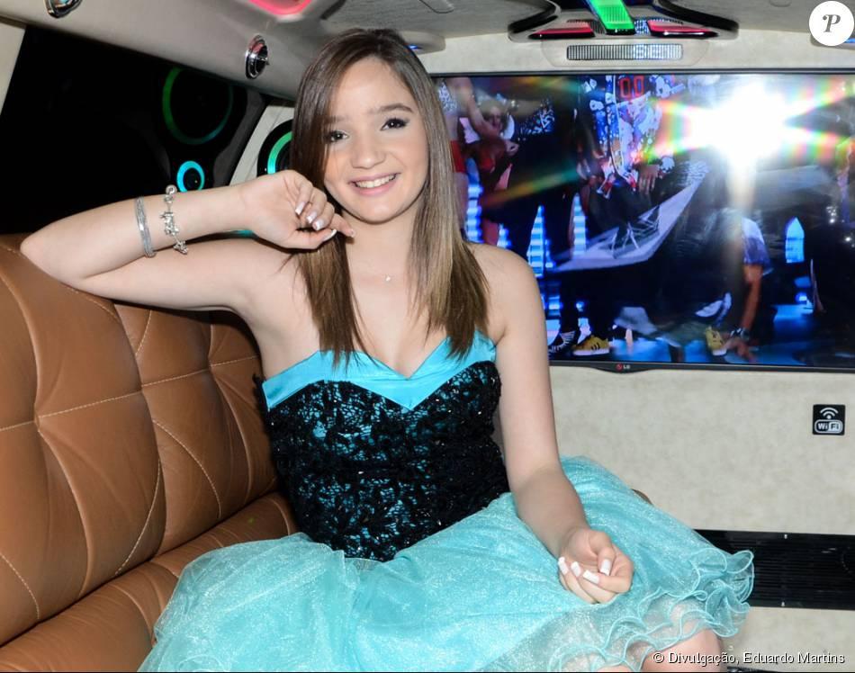 """A eterna """"Menina Fantasma"""",  Anna Livya Padilha completou 15 anos e fez uma festa grande, num buffet no bairro da Moóca, em São Paulo, nesta quinta-feira, dia 16 de julho de 2015"""