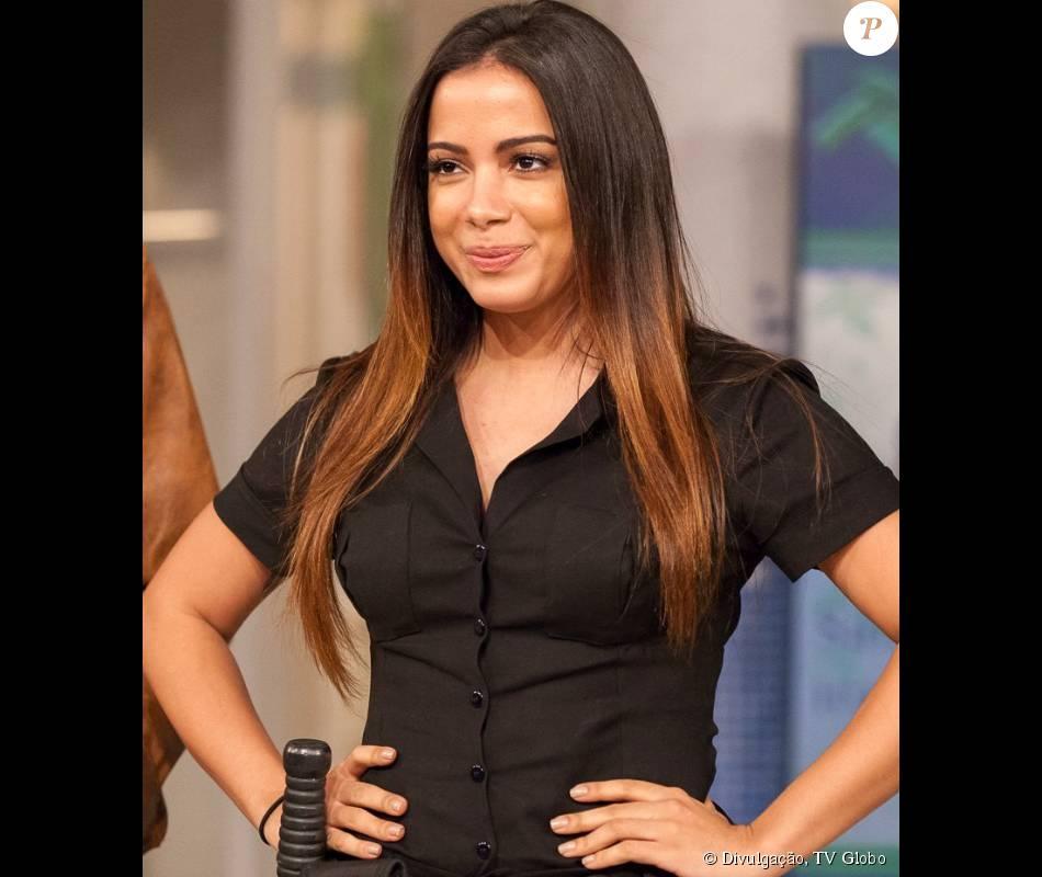 Anitta participou do primeiro episódio da série 'Tomara que Caia', que vai ao ar neste domingo, 19 de julho de 2015, pela TV Globo