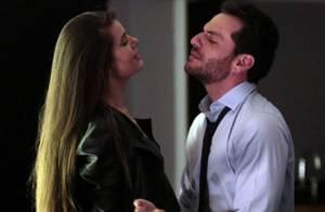 Novela 'Verdades Secretas': Angel (Camila Queiroz) trai a mãe e transa com Alex