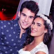 Nicolas Prattes vibra por fazer 'Malhação' com Lívian Aragão: 'Ajuda na relação'