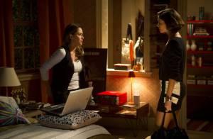 'Sangue Bom': Amora (Sophie Charlotte) tenta matar Malu (Fernanda Vasconcellos)