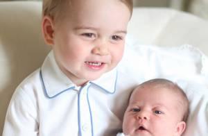 Família Real mostra foto oficial do aniversário de 2 anos do príncipe George