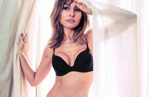 e97a92f40 Sabrina Sato faz topless em fotos para campanha de lingerie e exibe corpo  sarado
