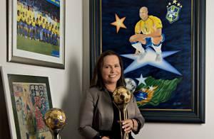 Sonia Nazário sobre Ronaldo: 'Ele já falou que vai ter mais cinco filhos'