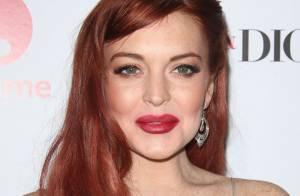 57edb39fe Lindsay Lohan vende roupas e acessórios para arrecadar dinheiro e pagar  dívidas