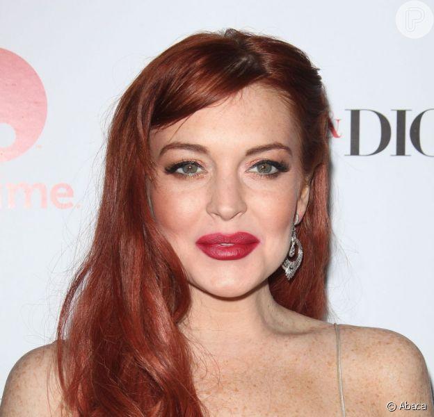 Lindsay Lohan está cheia de dívidas