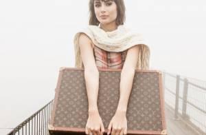 Maria Casadevall posa para ensaio e fala sobre seu estilo: 'Sou básica'