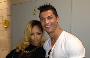 Rihanna insinua que Cristiano Ronaldo é gay após ser questionada sobre relação