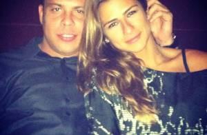 Ronaldo tenta salvar namoro com Paula Morais em viagem para Ibiza com a família