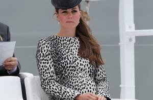 Kate Middleton, prestes a dar à luz, vai para casa dos pais para evitar calor