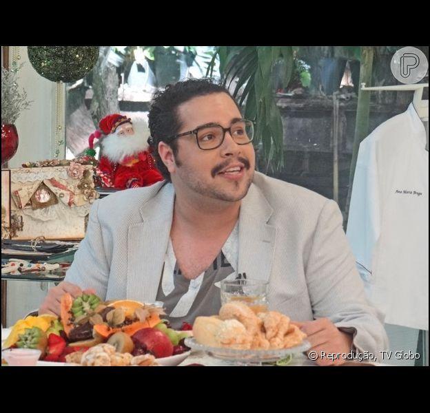 Tiago Abravanel fala da relação com o avô famoso, Silvio Santos