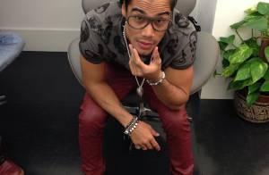 Micael Borges prepara CD solo e elogia a namorada, Heloisy: 'Mulher de verdade'