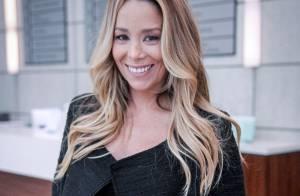 Danielle Winits sobre casais gays: 'Acredito no amor, acima de tudo'