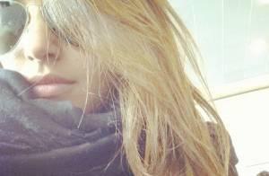 Mariana Rios posta foto com novo visual: cabelo super loiro