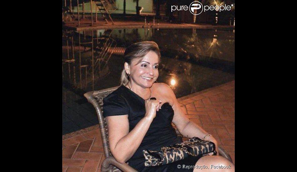 Allyson Castro perde a mãe, dona Dorinha Castro. Ela estava internada desde abril em um hospital de Rondônia