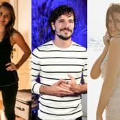 Letícia Colin vai disputar Daniel de Oliveira com Bruna Marquezine na TV