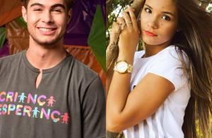 Rafael Vitti tem nova namorada! Eleita é a modelo baiana Emili Seixas