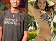 Rafael Vitti nega relacionamento com modelo: 'Não está namorando'