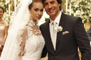 Vestido de noiva de Nicole em 'Amor à Vida' é 20° de Lethicia Bronstein na TV