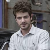 Maurício Destri sobre parceria com Bruna Marquezine em novela: 'Me ajudou muito'