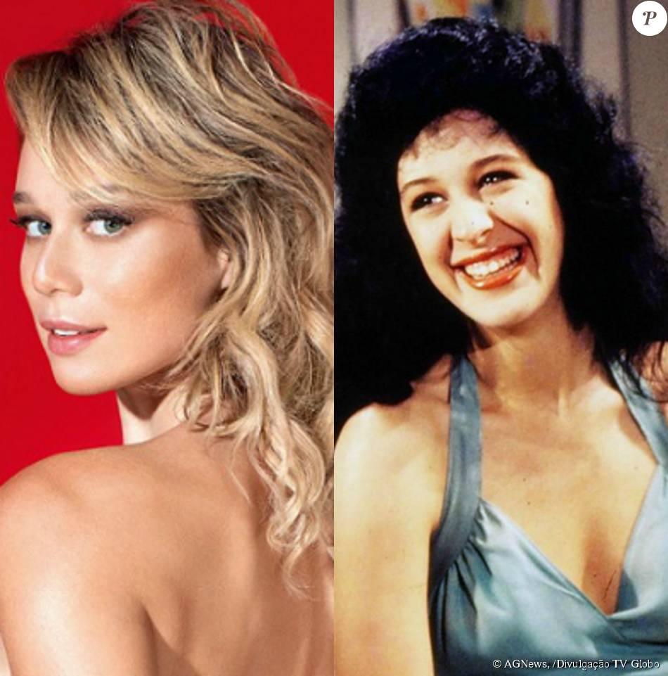 Mariana Ximenes vai interpretar Tancinha na novela 'Haja Coração'. Claudia Raia viveu a mesma personagem em 'Sassaricando', trama exibida em 1987