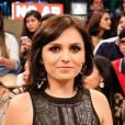 Monica Iozzi também foi cotada para ser a Tancinha da novela 'Haja Coração'. A apresentadora do 'Vídeo Show' deixou o elenco da trama