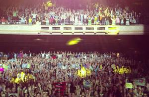 Ivete Sangalo faz 2º show da turnê nos EUA neste sábado: 'Aí vamos nós!'