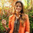 Bruna Marquezine voltou a ser vista com aliança na mão direita
