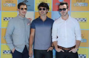Trio Jonas Brothers, de volta depois da carreira solo, confirma shows no Brasil