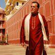 Em 'Caminho das Índias' (2009), Tony Ramos interpretou o religioso Opash, pai de Raj (Rodrigo Lombardi)