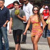 Ex-panicat Babi Rossi está grávida de Olin, filho de Eike Batista, diz jornal