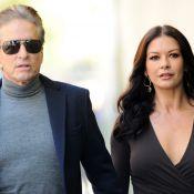 Catherine Zeta-Jones e Michael Douglas anunciam separação após 13 anos juntos