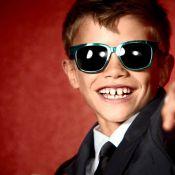 Romeo, filho de David e Victoria Beckham, faz 11 anos e segue carreira de modelo