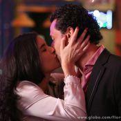 Fred grava 'Flor do Caribe' e comenta cena de beijo: 'Habituado a fazer isso'