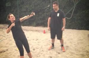Fernanda Souza aposta no 'CrossCore' para manter o corpão: 'Gosto de novidade'