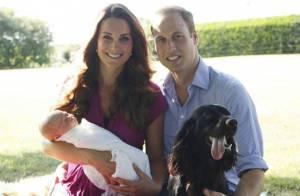 Kate Middleton e William levam o bebê para conhecer família da princesa Diana